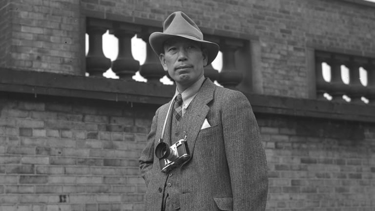Jun Fujita (Courtesy of Graham and Pamela Lee)