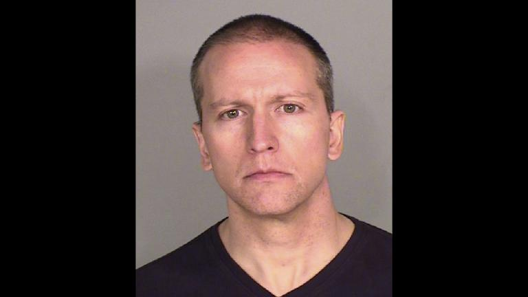 This file photo provided by the Ramsey County, Minn., Sheriff's Office shows former Minneapolis police Officer Derek Chauvin, who was arrested Friday, May 29, 2020, in the Memorial Day death of George Floyd. (Ramsey County Sheriff's Office via AP, File)