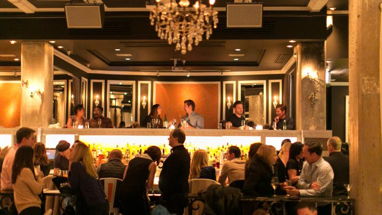 A kickoff event for the Go Blue Chicago Restaurant Collective will be held Tuesday, March 28 at Nellcote. (Element Collective)