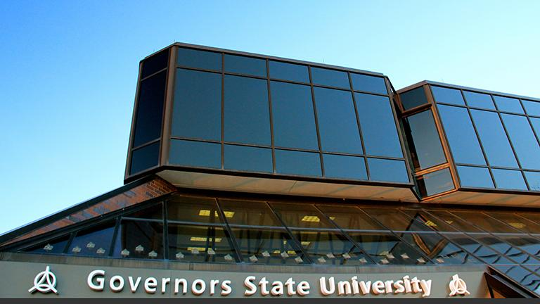 Governors State University (Daniel X. O'Neil / Flickr)