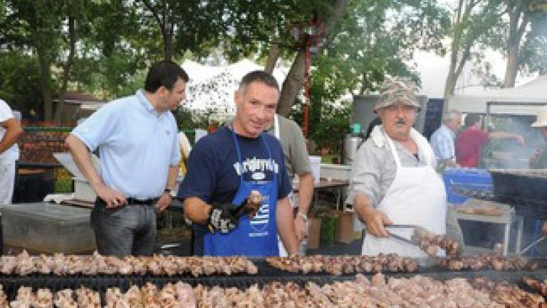 Big Greek Food Fest of Niles