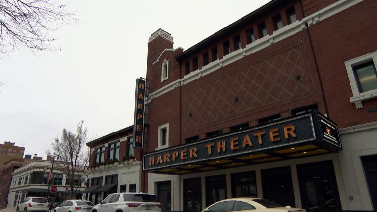 Chicagoland theaters enforce the Cinema Safe initiative per the National Association of Theatre Owners.  (WTTW News)