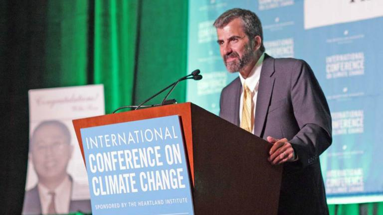 Heartland Institute President and CEO Joseph Bast (Courtesy of Heartland Institute)
