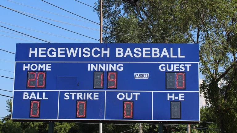 According to preliminary findings from the EPA, manganese has been found in the soil at Hegewisch Babe Ruth Field. (Hegewisch Babe Ruth / Facebook)