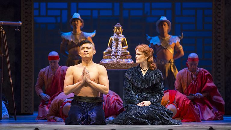 "Lyric Opera of Chicago's ""The King and I"" (Todd Rosenberg)"