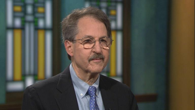 "Howard Reich appears on ""Chicago Tonight."""