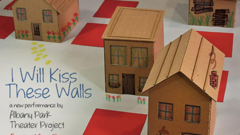 """""""I Will Kiss These Walls"""""""
