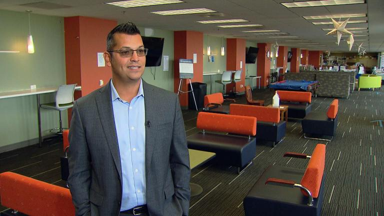 National Louis University School of Business Dean Ignacio Lopez gives us la ultima palabra on why he says supporting Latino entrepreneurship can boost America's good fortunes. (WTTW News)
