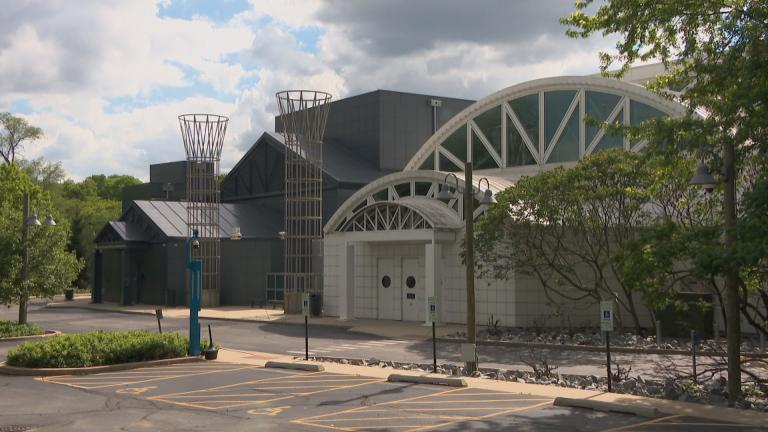 The Illinois Holocaust Museum and Education Center in Skokie. (WTTW News)