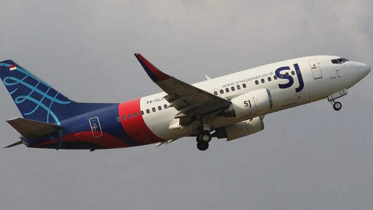 A Boeing 737-500 jet. (WTTW News via CNN)