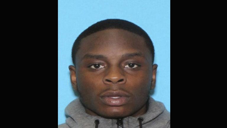 This photo provided by the Orland Park Police Department shows Jakharr Williams of University Park. Police identified Williams as the suspect in the fatal shooting of a teen at Orland Square Mall on Monday.  (AP Photo / Orland Park Police Department)