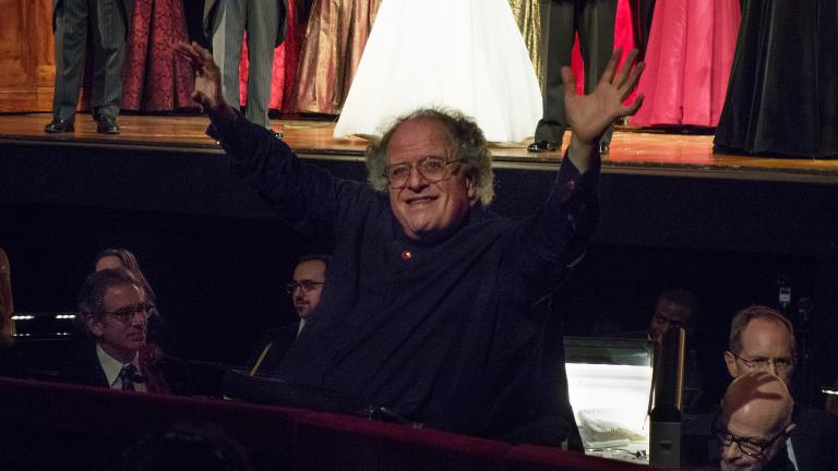 James Levine in 2013 (Ralph Daily / Flickr)