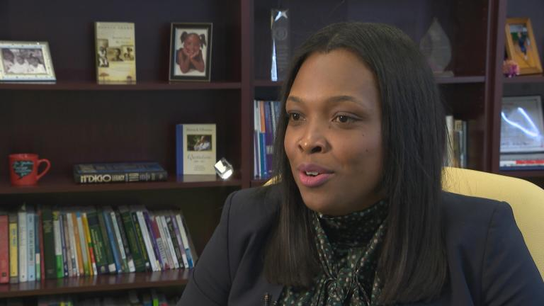 cf18c162e3e345 Chicago Public Schools students return to the classroom next week, but the  district's new chief executive officer is already at her desk, planning for  the ...