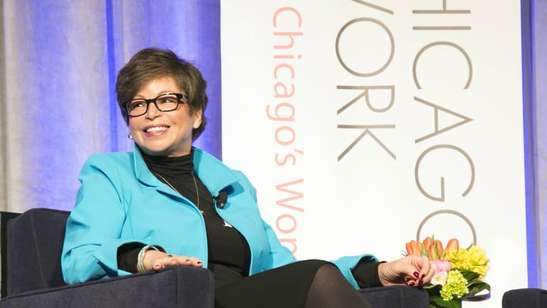 Valerie Jarrett (Courtesy of The Chicago Network)