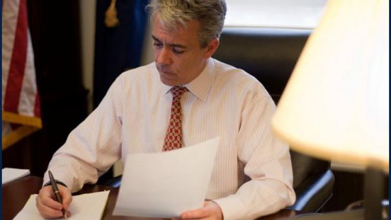 Congressman Joe Walsh. Image Credit: Walsh's Facebook page