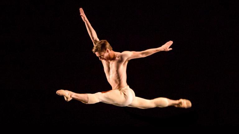 "The Joffrey Ballet presents ""Millennials"" Sept. 16-20 at the Auditorium Theatre."