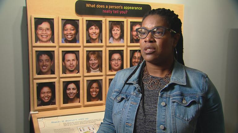 Chicago History Museum curator Joy Bivins