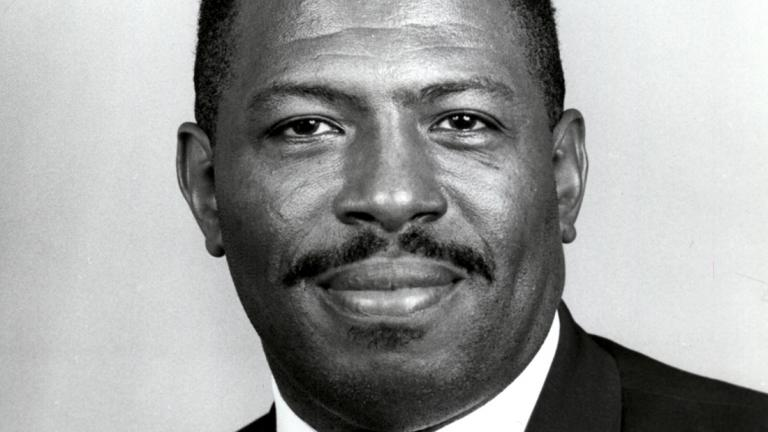 Cook County Associate Judge Raymond Myles (Courtesy of Circuit Court of Cook County)