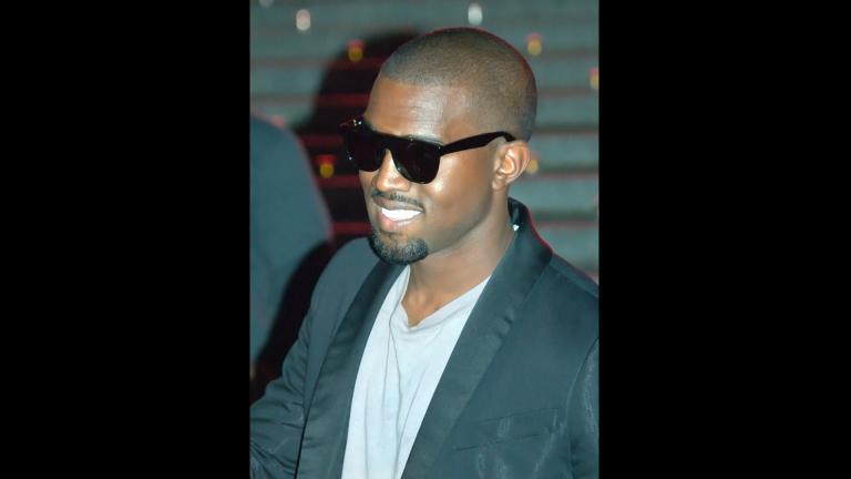 Kanye West (David Shankbone / Wikimedia Commons)