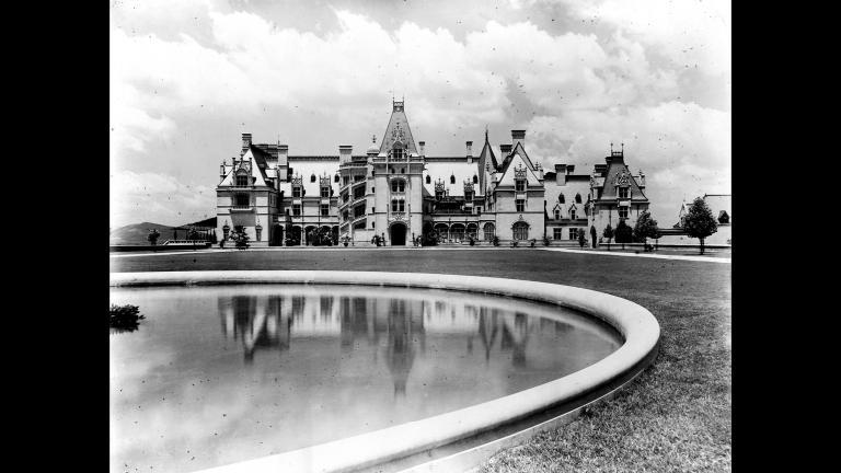 Biltmore Estate (John H. Tarbell / Library of Congress)