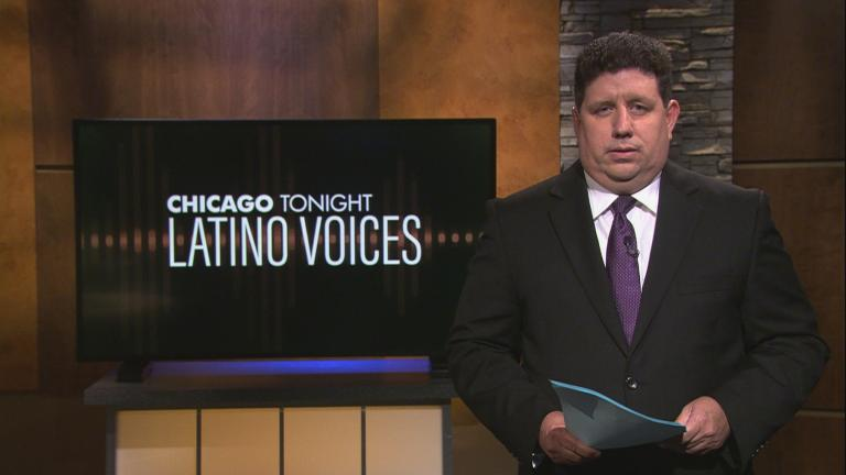 """Michael Puente of WBEZ guest hosts the 34th episode of """"Latino Voices"""" (WTTW News)"""