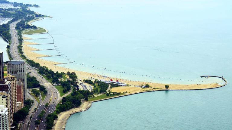 Nearly a year after lakefront parks were closed due to the coronavirus, officials are set to announce their reopening. (Q K / Pixabay)