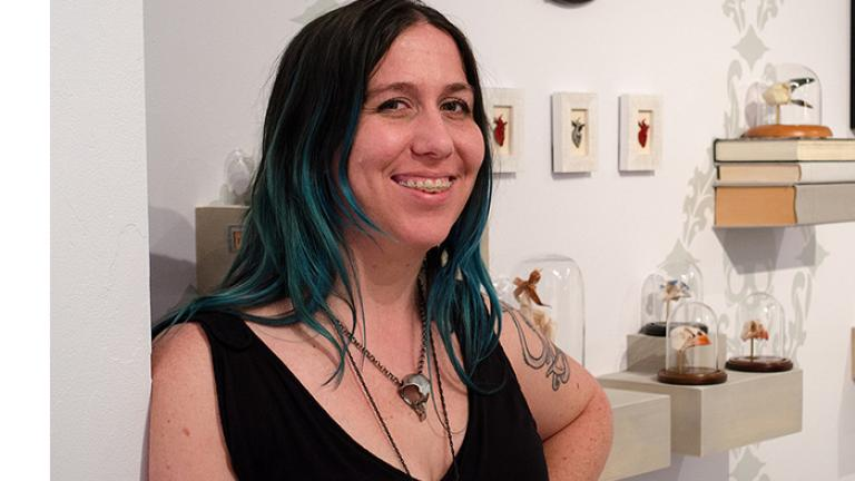 Lana Crooks (Light Grey Art Lab)