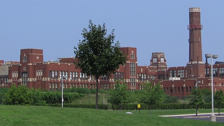 Lane Tech High School (LonleyBeacon)