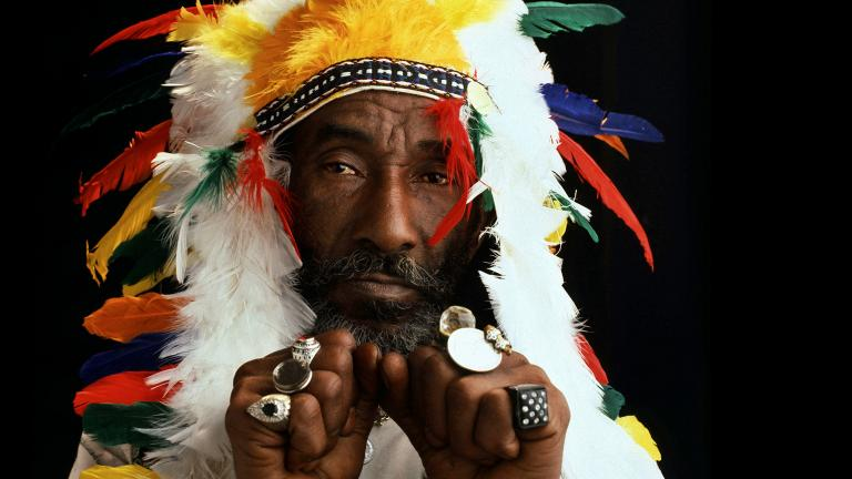 "Lee ""Scratch"" Perry performs this weekend at the inaugural Reggae Fest Chicago. (Courtesy Reggae Fest Chicago)"