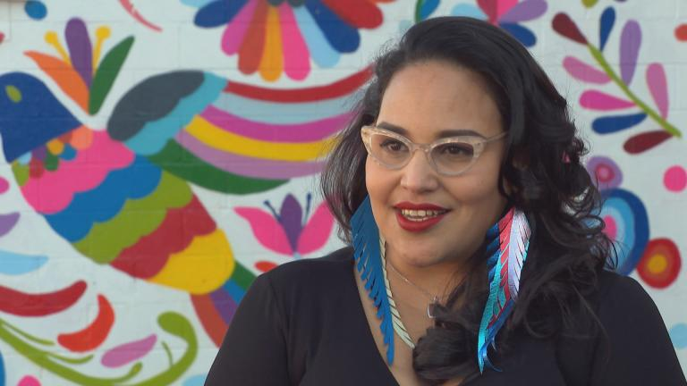 Leslé Honoré (WTTW News)