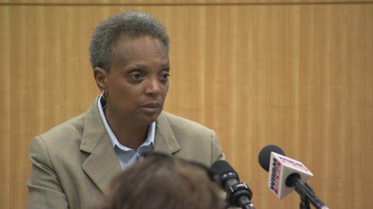 """The reason we haven't solved the pension problem is because of political will, pure and simple,"" Chicago Mayor Lori Lightfoot said on Monday, July 1, 2019."