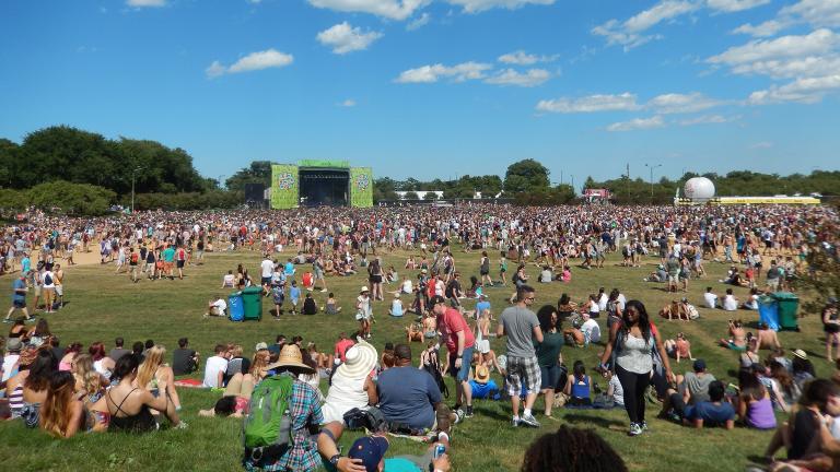 Lollapalooza 2015 (swimfinfan / Flickr)