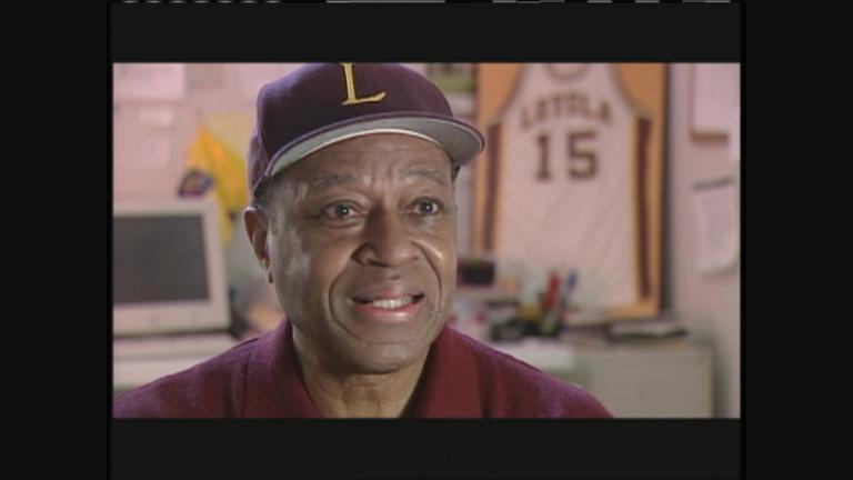 Jerry Harkness, Loyola basketball (1960-1963)