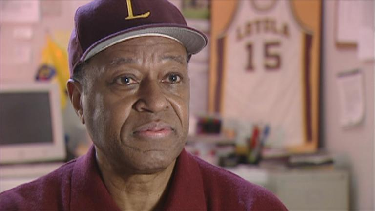 Jerry Harkness, Loyola basketball (1960-1963)