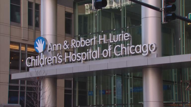 Ann & Robert H. Lurie Children's Hospital of Chicago (WTTW News)