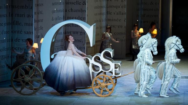 """Cendrillon"" (Bill Cooper / Royal Opera House)"
