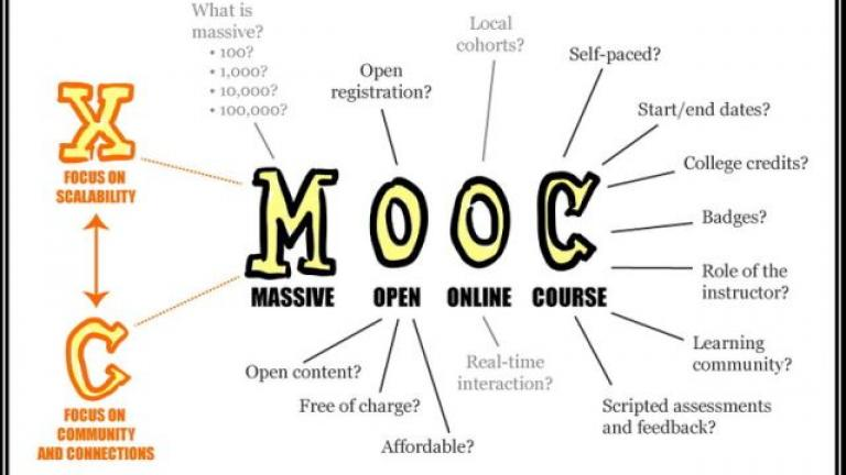 MOOC poster; image credit: Mathieu Plourde