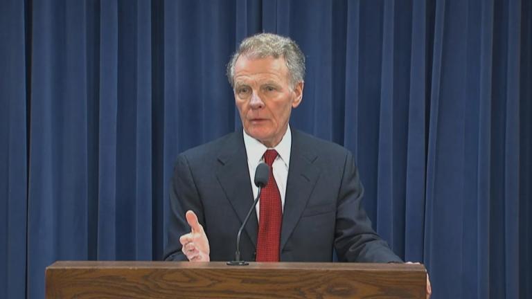 House Speaker Michael Madigan (File photo)