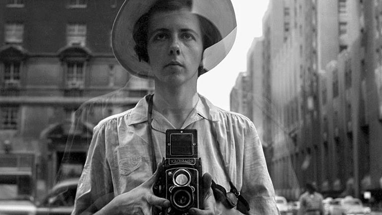 Self-Portrait of Vivian Maier (c) Vivian Maier / Maloof Collection