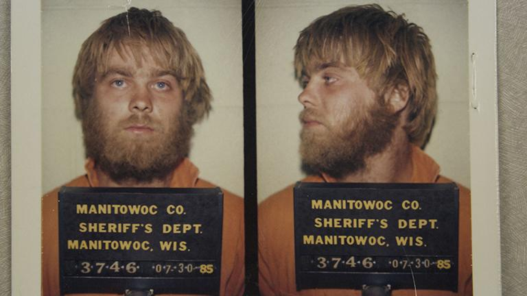"Steven Avery in the Netflix original documentary series ""Making A Murderer."" (Netflix)"