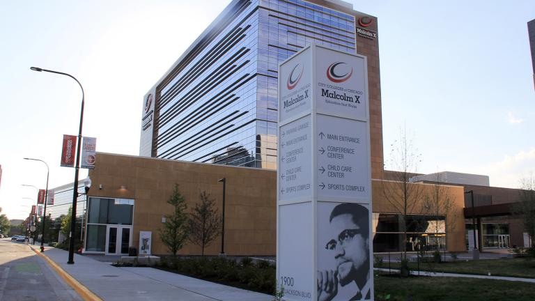 Malcolm X College (Daniel X. O'Neil / Flickr)