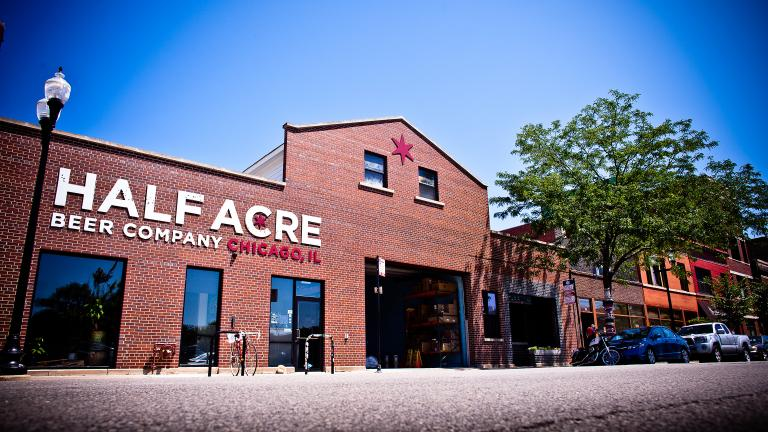 Half Acre Beer Co. (Credit: Brew Bokeh)