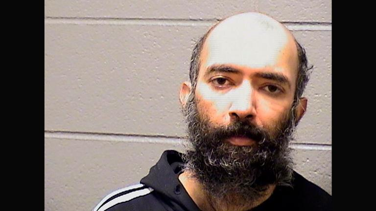 This Saturday, Jan. 16, 2021, booking photo provided by the Cook County Sheriff's Office shows Aditya Singh. (Cook County Sheriff's Office via AP)