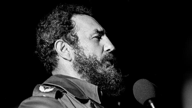 Fidel Castro. (Marcelo Montecino / Flickr)