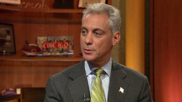 Mayor Rahm Emanuel on 'Chicago Tonight'