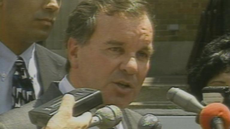 Mayor Richard M. Daley shares his skepticism about heat-related deaths in the summer of 1995. (WTTW News)