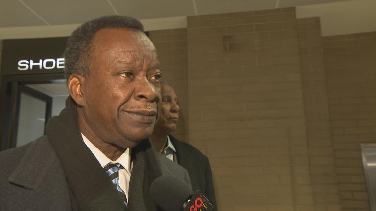 "Chicago mayoral candidate Willie Wilson speaks with ""Chicago Tonight"" on Monday, Nov. 19, 2018."