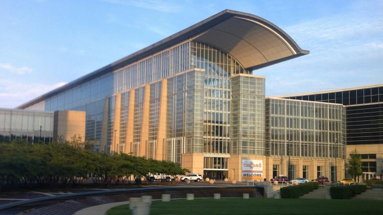 McCormick Place in Chicago (Courtney McGough / Flickr)