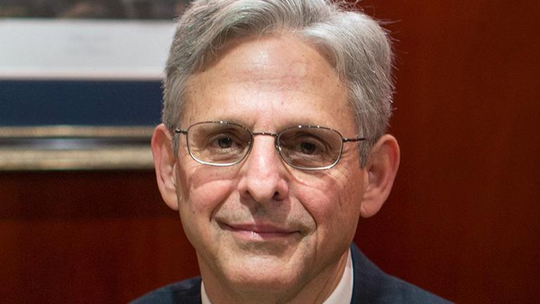 Merrick Garland (Courtesy of White House)