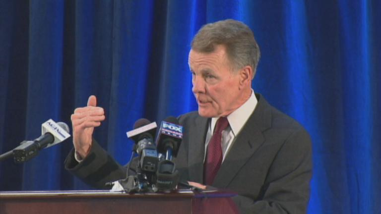 Michael Madigan file photo (WTTW News)